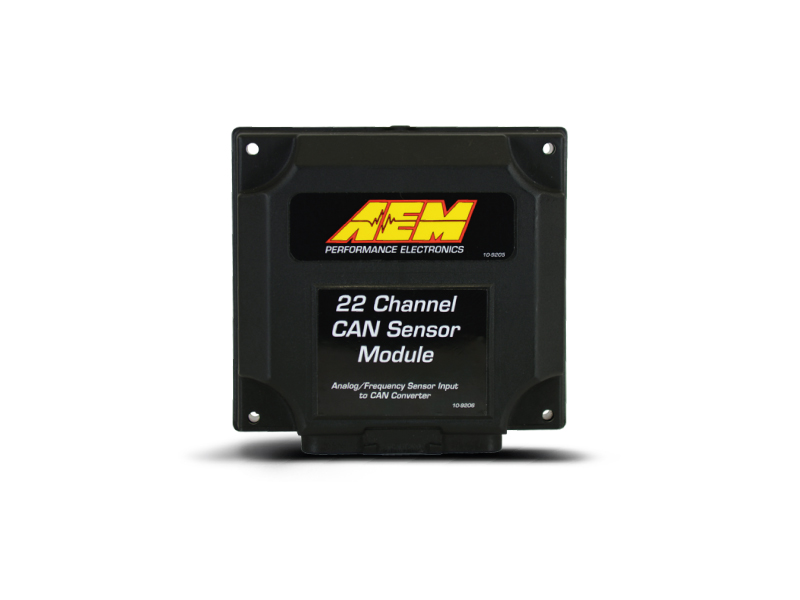 AEM 22-Channel CAN Sensor Module (30-2212)
