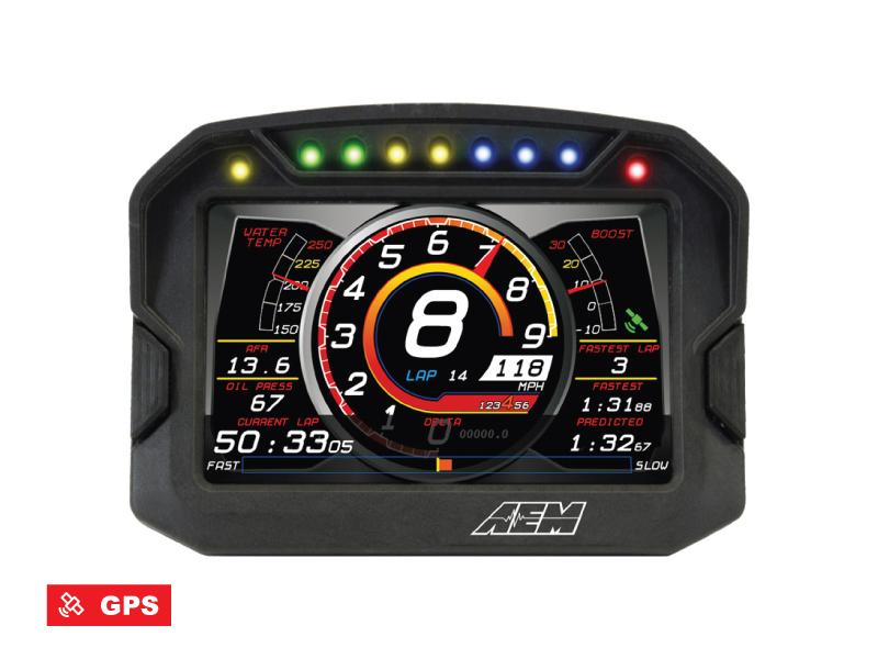 หน้าจอ AEM CD-7 Carbon Digital Dash ขนาด7