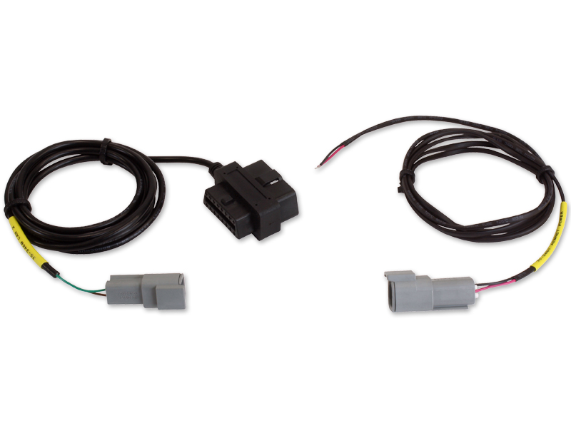 Plug & Play OBDII CAN Cable