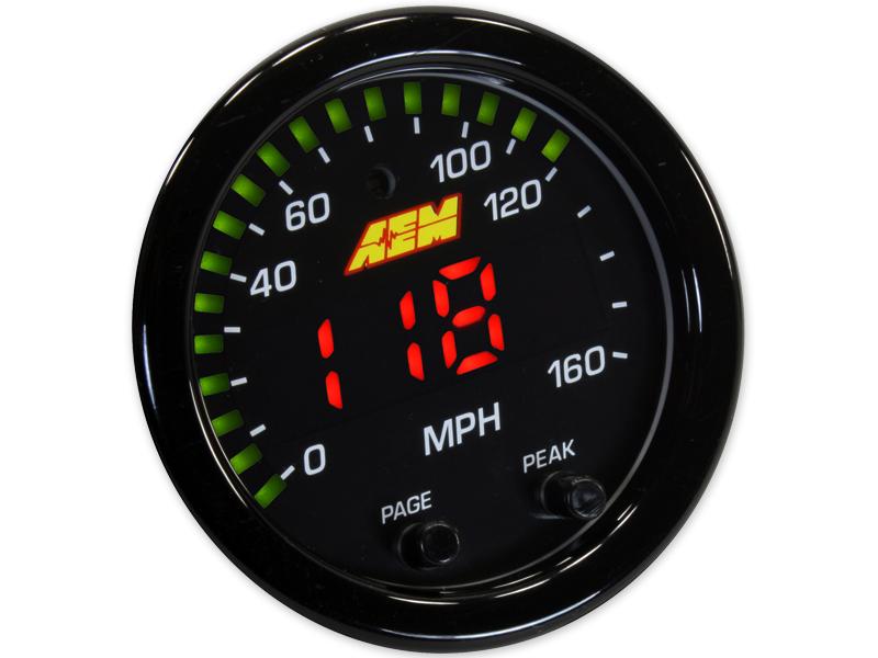 เกจวัดความเร็ว X-Series GPS Speedometer