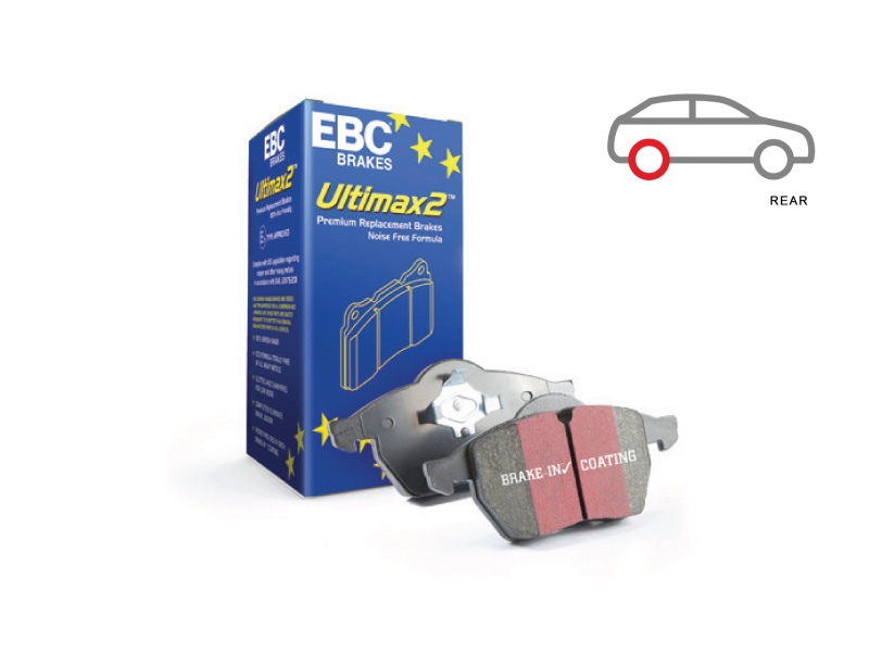 Ultimax 2 Rear Brake Pad (OE Replacement)_5ba1b85616edf DPX2047
