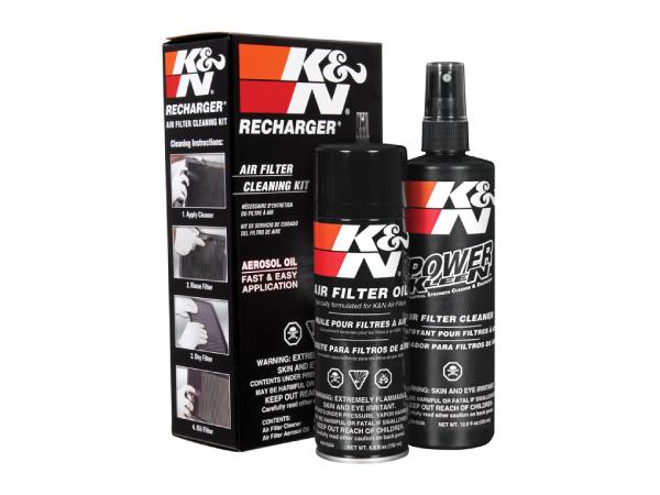 ชุดน้ำยาล้างและเคลือบกรอง K&N (99-5000)