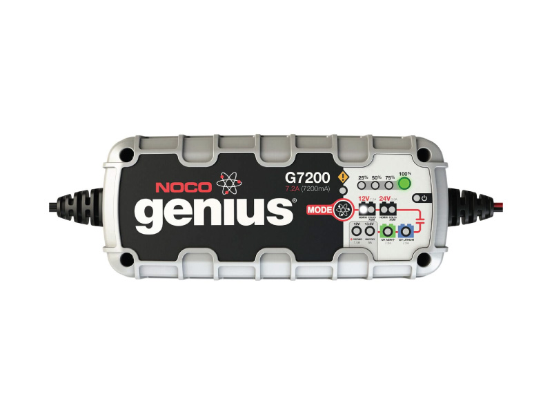 Battery Charger and maintenance Noco Genius G7200 nocog7200
